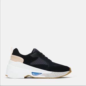 Zara chunky sneakers